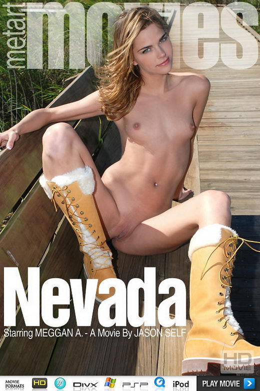 Meggan A - `Nevada` - by Jason Self for METMOVIES