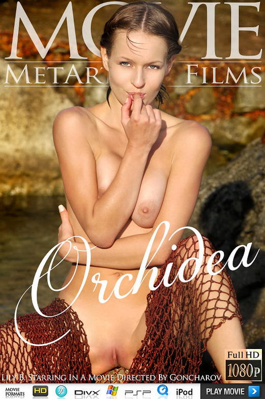 Lily B - `Orchidea` - by Goncharov for METMOVIES