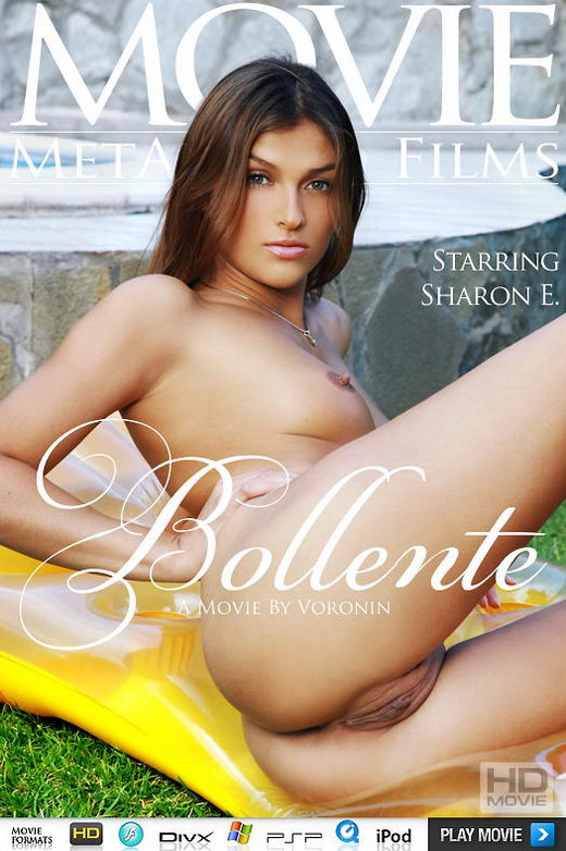 Sharon E - `Bollente` - by Voronin for METMOVIES