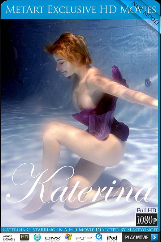 Katerina C - `Presenting Katerina` - by Slastyonoff for METMOVIES
