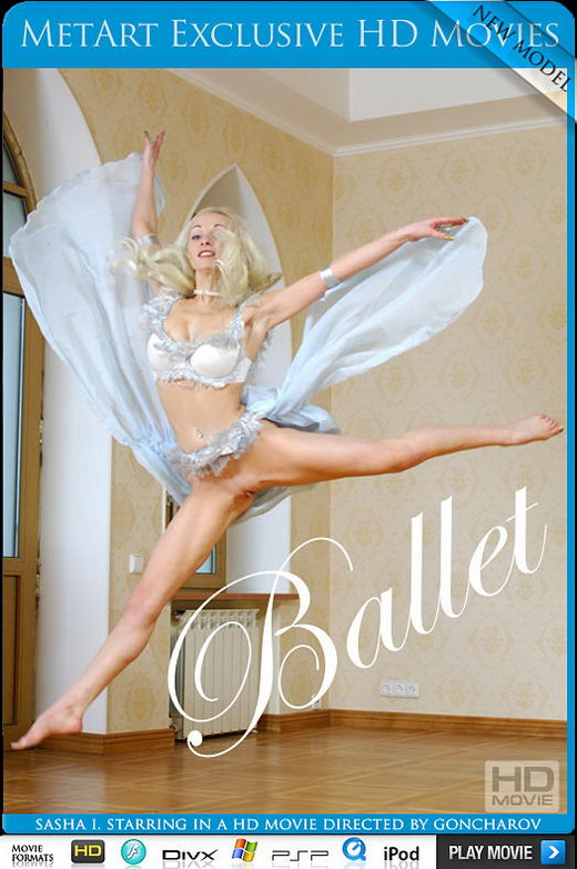 Sasha I - `Ballet` - by Goncharov for METMOVIES