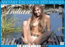 Lucy B in Inilian video from METMOVIES by Goncharov