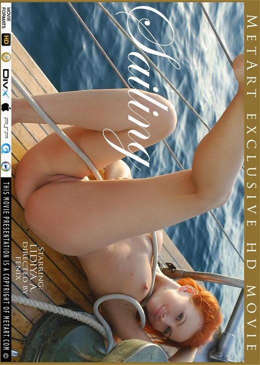 Lidiya A - `Sailing` - by Fenix for METMOVIES