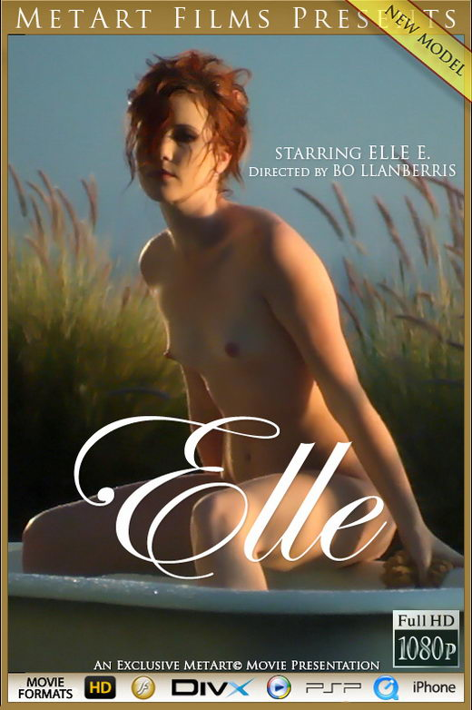 Elle E - `Elle` - by Bo Llanberris for METMOVIES