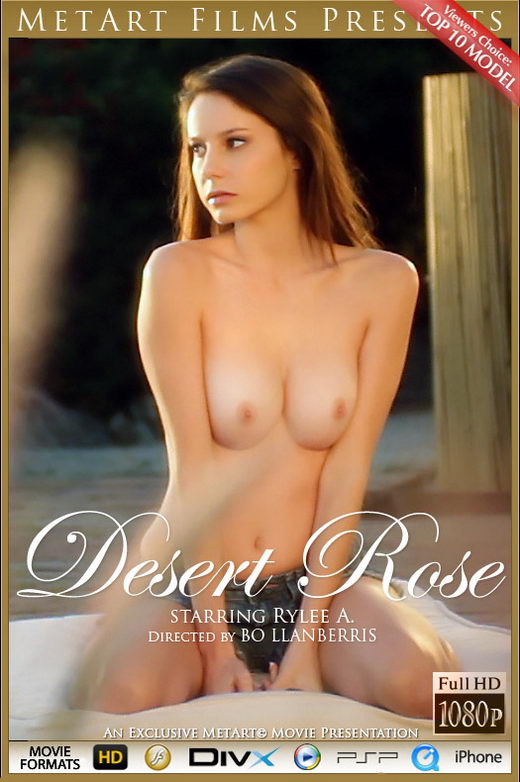 Rilee Marks - `Desert Rose` - by Bo Llanberris for METMOVIES