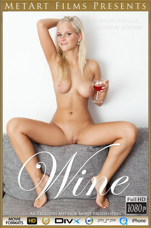 Miela A - `Wine` - by Koenart for METMOVIES