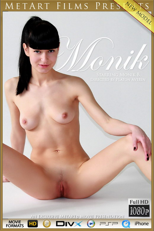 Monik B - `Presenting Monik` - by Platon Averin for METMOVIES