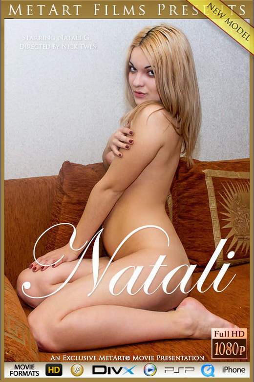 Natali G - `Presenting Natali` - by Nick Twin for METMOVIES