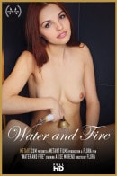 Alise Moreno - Water and Fire