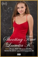 Lucretia K in Shooting Time video from METMOVIES by Alex Lynn