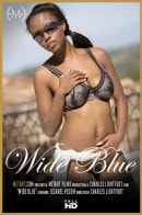 Jezabel Vessir in Wide Blue video from METMOVIES by Charles Lightfoot