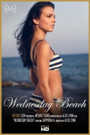 Sapphira A in Wednesday Beach video from METMOVIES by Alex Lynn