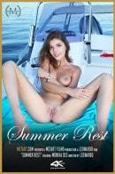 Monika Dee in Summer Rest video from METMOVIES by Leonardo
