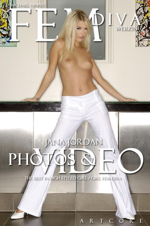Jana Jordan & Lena Nicole & Renee Perez - `Fem #1011` - by Michael Ninn for MICHAELNINN ARCHIVES