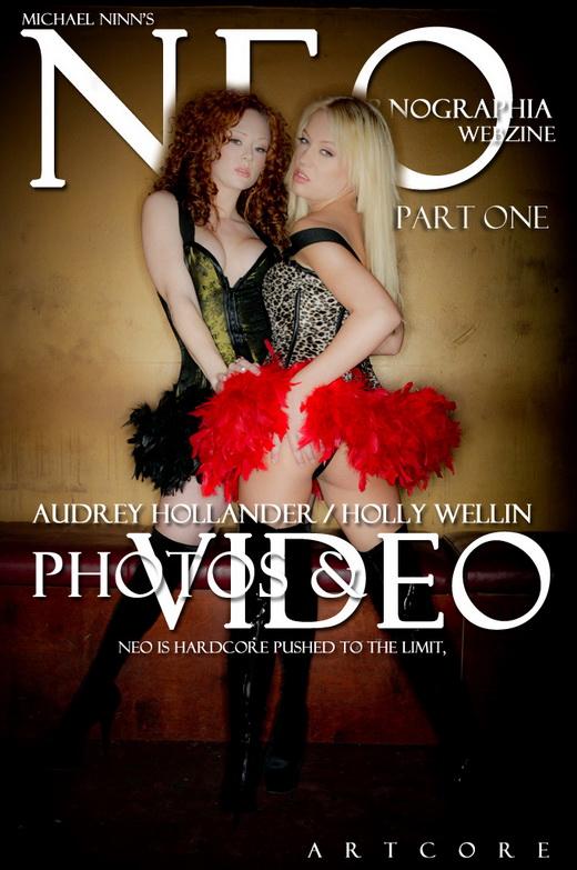 Audrey Hollander & Holly Wellin & Stacy Thorn - `NeoPornographia #102` - by Michael Ninn for MICHAELNINN ARCHIVES