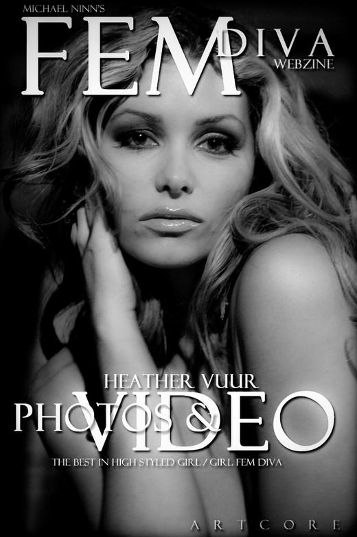 Heather Vandeven & Kelly Kline & Zoe Britton - `Fem #1033` - by Michael Ninn for MICHAELNINN ARCHIVES