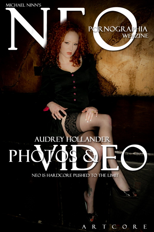 Audrey Hollander & Marie Luv - `NeoPornographia #107` - by Michael Ninn for MICHAELNINN ARCHIVES
