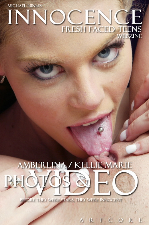 Amberlina Lynn & Kellemarie - `Innocence #1143` - by Michael Ninn for MICHAELNINN ARCHIVES