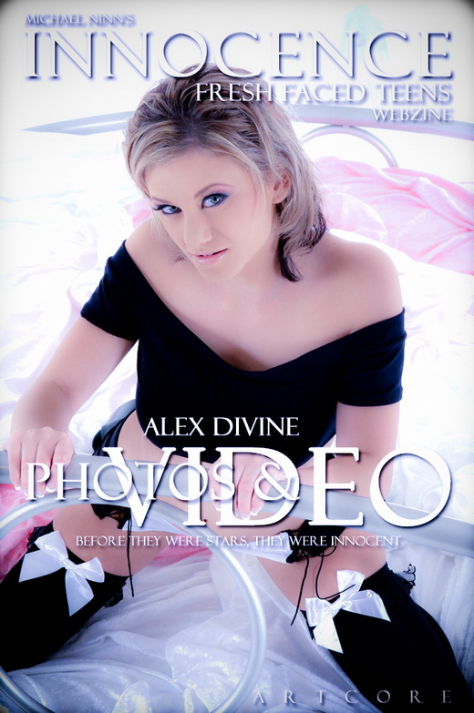 Alex Divine - `Innocence #1185` - by Michael Ninn for MICHAELNINN ARCHIVES