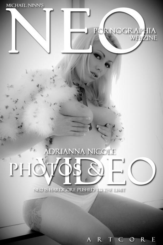Adrianna Nicole & Annette Schwarz - `NeoPornographia #119` - by Michael Ninn for MICHAELNINN ARCHIVES