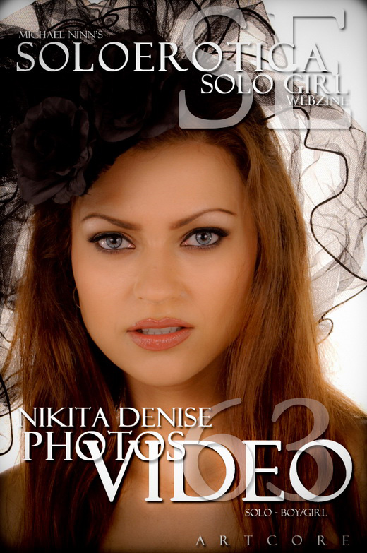 Nikita Denise - `SoloErotica #1235` - by Michael Ninn for MICHAELNINN ARCHIVES