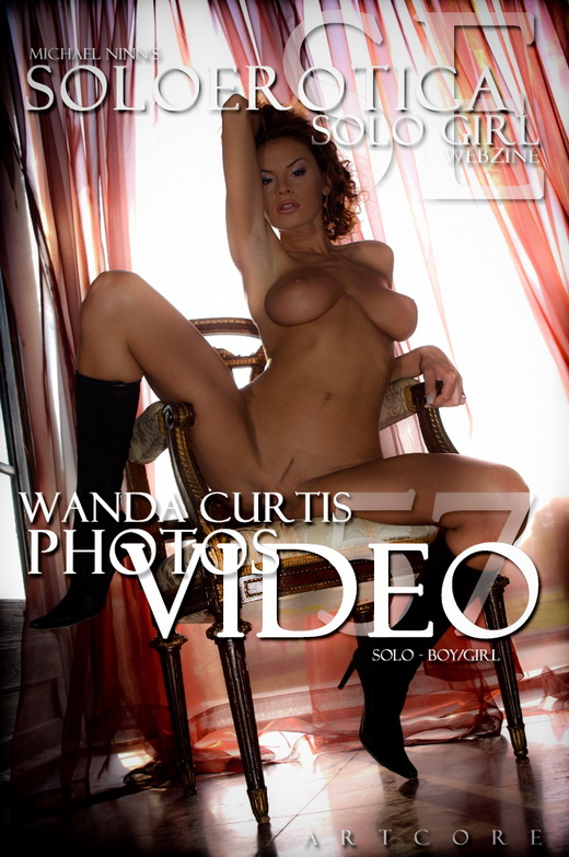 Wanda Curtis - `SoloErotica #1236` - by Michael Ninn for MICHAELNINN ARCHIVES