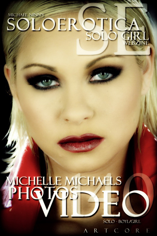 Michelle Michaels - `SoloErotica #1238` - by Michael Ninn for MICHAELNINN ARCHIVES