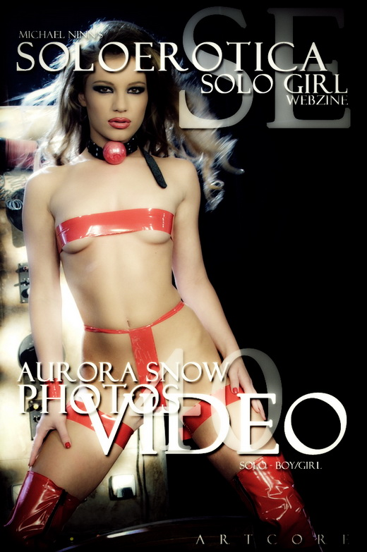 Aurora Snow - `SoloErotica #1241` - by Michael Ninn for MICHAELNINN ARCHIVES
