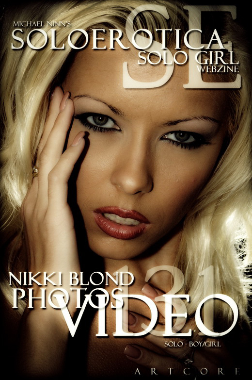 Nikki Blond - `SoloErotica #1245` - by Michael Ninn for MICHAELNINN ARCHIVES