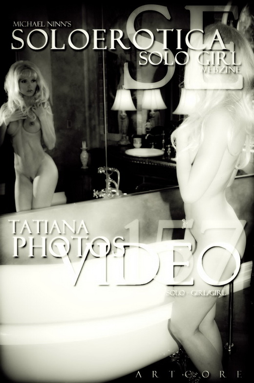Tatiana - `SoloErotica #1255` - by Michael Ninn for MICHAELNINN ARCHIVES