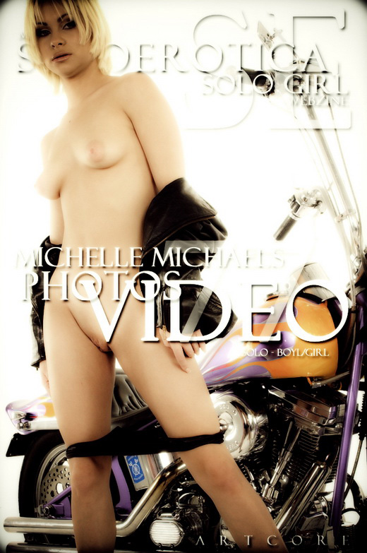 Michelle Michaels - `SoloErotica #1261` - by Michael Ninn for MICHAELNINN ARCHIVES