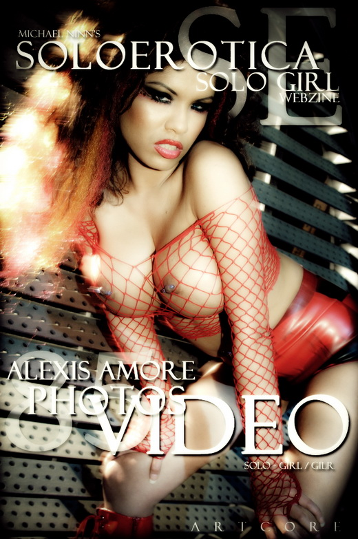 Alexis Amore - `SoloErotica #1262` - by Michael Ninn for MICHAELNINN ARCHIVES