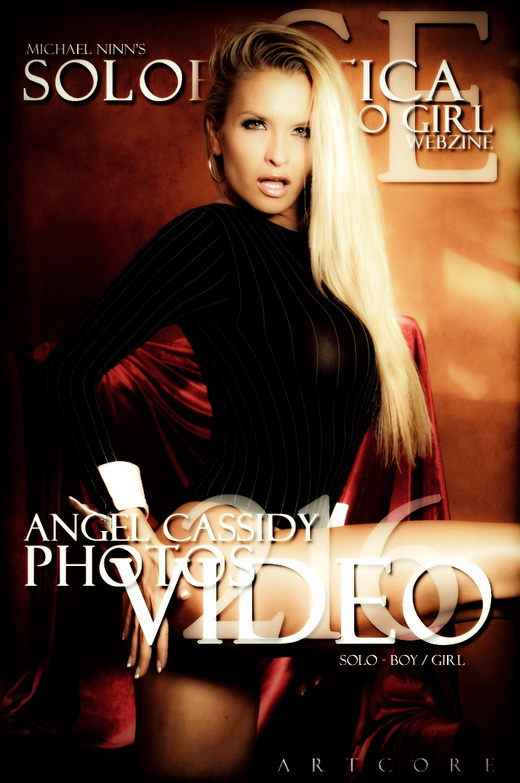 Angel Cassidy - `SoloErotica #1263` - by Michael Ninn for MICHAELNINN ARCHIVES