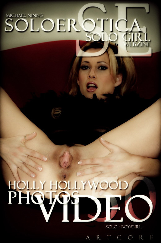 Holly Hollywood - `SoloErotica #1270` - by Michael Ninn for MICHAELNINN ARCHIVES