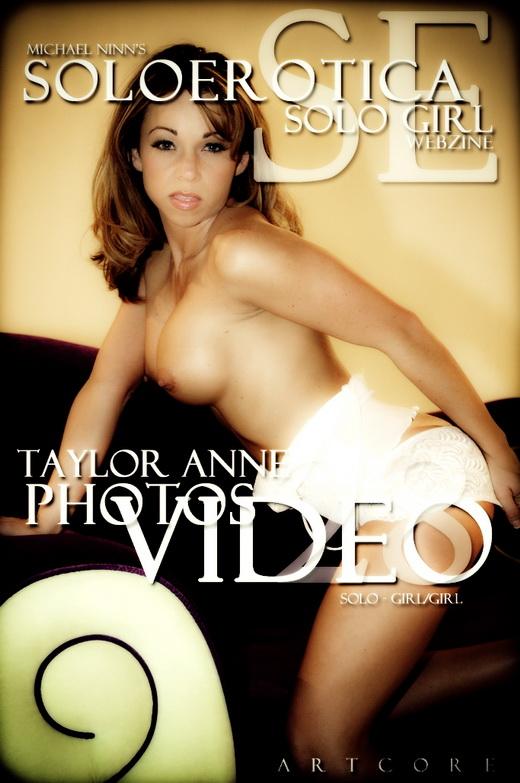 Taylor Ann - `SoloErotica #1275` - by Michael Ninn for MICHAELNINN ARCHIVES