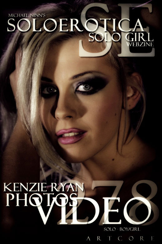 Kenzie Ryan - `SoloErotica #1285` - by Michael Ninn for MICHAELNINN ARCHIVES