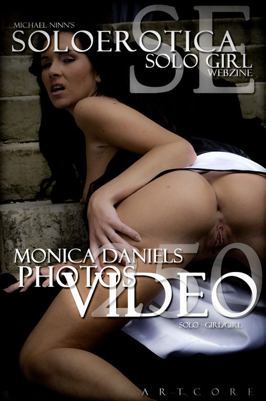 Monica Daniels - `SoloErotica #1298` - by Michael Ninn for MICHAELNINN ARCHIVES