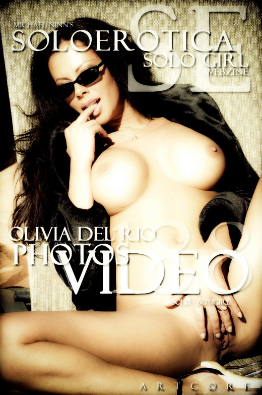 Olivia Del Rio - `SoloErotica #1299` - by Michael Ninn for MICHAELNINN ARCHIVES