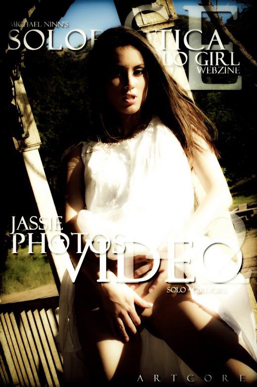 Jassie - `SoloErotica #1303` - by Michael Ninn for MICHAELNINN ARCHIVES