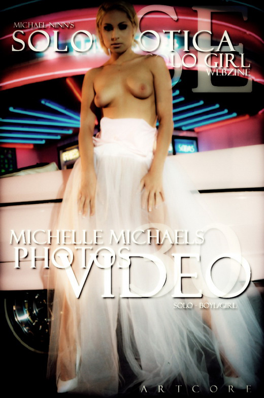 Michelle Michaels - `SoloErotica #1308` - by Michael Ninn for MICHAELNINN ARCHIVES