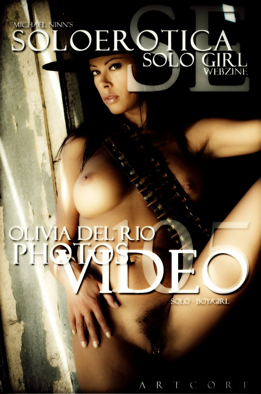 Olivia Del Rio - `SoloErotica #1309` - by Michael Ninn for MICHAELNINN ARCHIVES