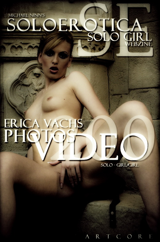 Erica Vachs - `SoloErotica #1314` - by Michael Ninn for MICHAELNINN ARCHIVES
