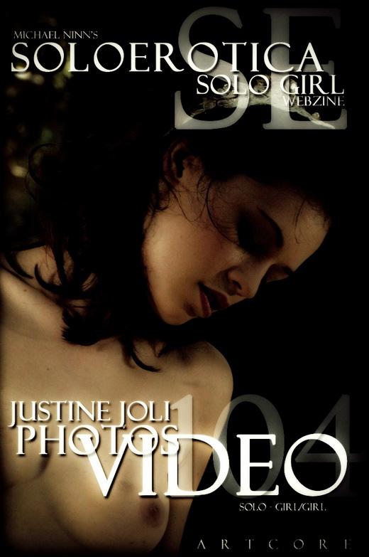 Justine Joli - `SoloErotica #1318` - by Michael Ninn for MICHAELNINN ARCHIVES