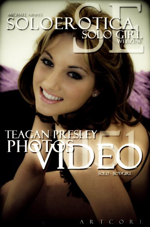 Teagan Presley - `SoloErotica #1327` - by Michael Ninn for MICHAELNINN ARCHIVES