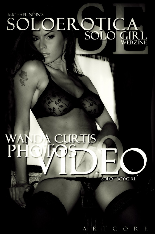 Wanda Curtis - `SoloErotica #1350` - by Michael Ninn for MICHAELNINN ARCHIVES