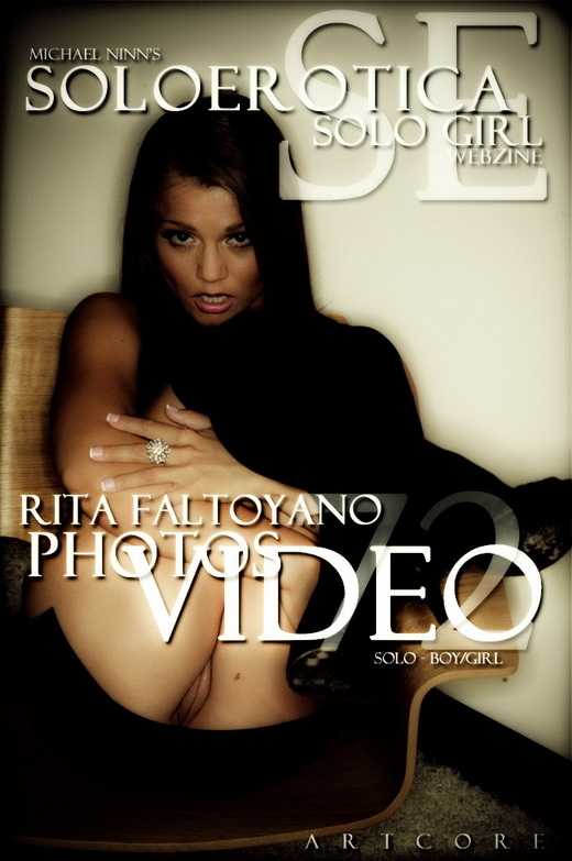 Rita Faltoyano - `SoloErotica #1356` - by Michael Ninn for MICHAELNINN ARCHIVES