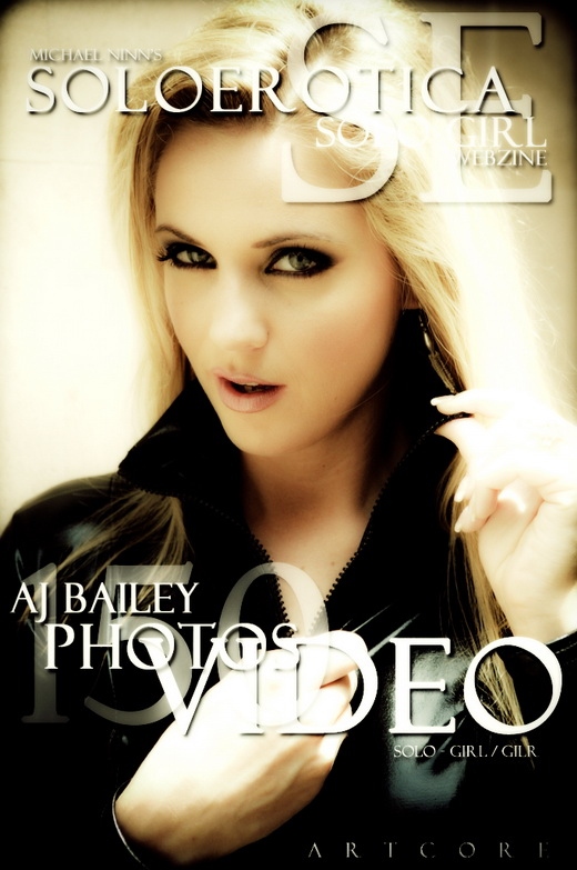 A.J.Bailey - `SoloErotica #1360` - by Michael Ninn for MICHAELNINN ARCHIVES