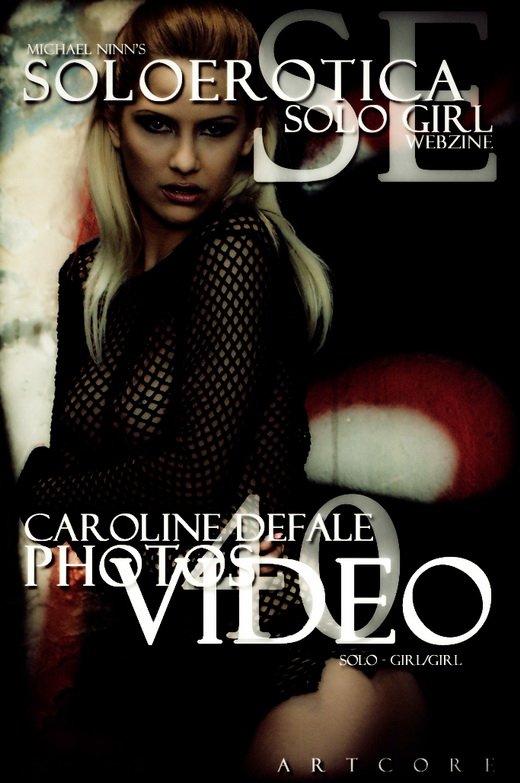 Caroline Defale - `SoloErotica #1367` - by Michael Ninn for MICHAELNINN ARCHIVES