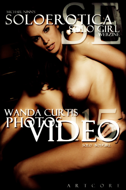 Wanda Curtis - `SoloErotica #1374` - by Michael Ninn for MICHAELNINN ARCHIVES