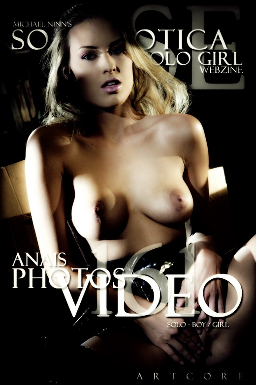 Anais - `SoloErotica #1377` - by Michael Ninn for MICHAELNINN ARCHIVES